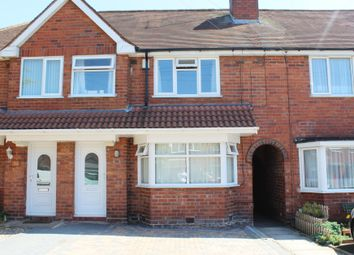 Thumbnail 3 bed terraced house for sale in Grindleford Road, Great Barr, Birmingham