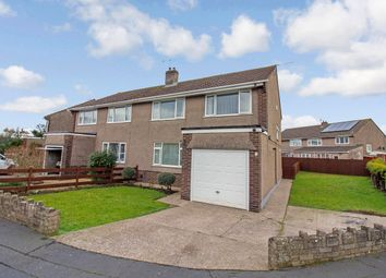 Thumbnail 3 bedroom semi-detached house for sale in Traston Avenue, Newport