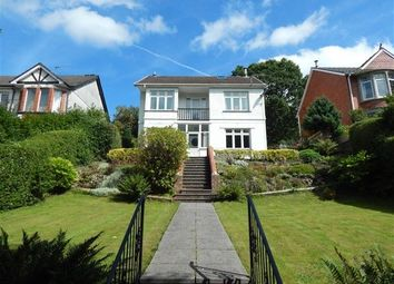 Thumbnail 4 bed detached house for sale in Ty Dafydd, Roseheyworth Road, Abertillery