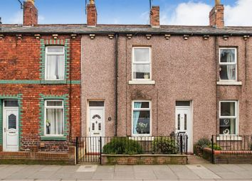 Thumbnail 2 bed terraced house for sale in Currock, Carlisle