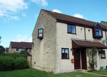 Thumbnail 2 bed end terrace house for sale in Charter House Drive, Frome