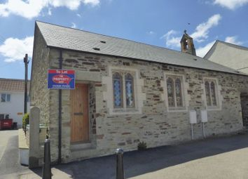 Thumbnail 2 bed semi-detached house to rent in St. Leonards, Bodmin