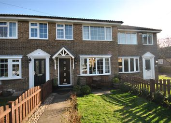 Thumbnail 3 bed town house for sale in Manor Crescent, Pool In Wharfedale, Otley, West Yorkshire