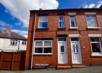 Thumbnail 2 bed terraced house for sale in Bryntirion Terrace, Ruabon, Wrexham