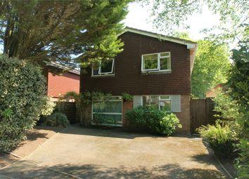Thumbnail 4 bedroom detached house for sale in Westcar Lane, Hersham, Walton-On-Thames, Surrey