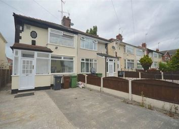 Thumbnail 3 bed semi-detached house for sale in Ranelagh Avenue, Litherland, Merseyside