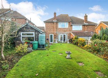 3 bed semi-detached house for sale in Taylor Road, Snodland, Kent ME6