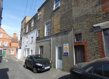 Thumbnail 1 bedroom flat to rent in Rodney Street, Ramsgate