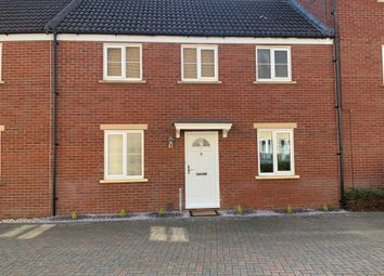 Thumbnail 3 bedroom terraced house for sale in Fitwell Road, Redhouse, Swindon