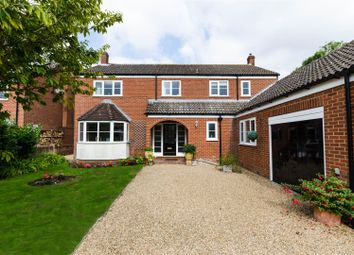 Thumbnail 5 bed property for sale in The Street, Hapton, Norwich