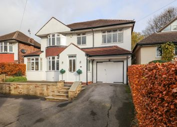 Thumbnail 5 bedroom detached house for sale in Twentywell Lane, Sheffield
