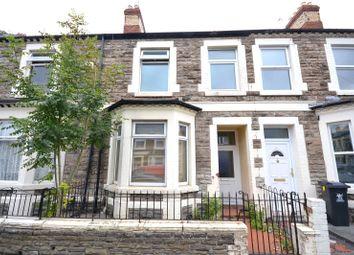 3 bed terraced house for sale in Arran Street, Roath, Cardiff CF24