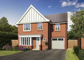 Thumbnail 4 bedroom detached house for sale in Preston Road, Grimsargh, Preston