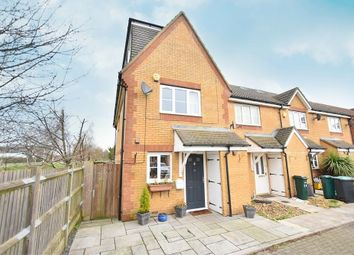 3 bed end terrace house for sale in Royce Grove, Leavesden, Watford, Hertfordshire WD25