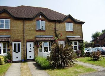 Thumbnail 2 bed terraced house to rent in Gardens Close, Stokenchurch, High Wycombe