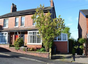 Thumbnail 3 bed semi-detached house for sale in Cote Green Lane, Marple Bridge, Stockport