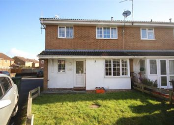 Thumbnail 2 bedroom end terrace house for sale in Gifford Road, Stratone Village, Wiltshire