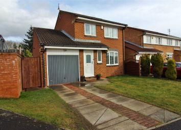 Thumbnail 3 bed detached house for sale in Redshank Close, Ayton, Washington, Tyne And Wear