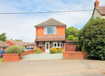 Thumbnail 4 bed detached house for sale in Knowle Hill, Hurley