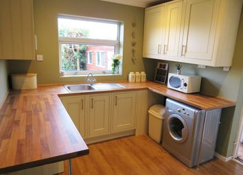Thumbnail 3 bed detached bungalow for sale in Fairfield Road, Bungay