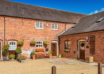 Thumbnail 3 bed barn conversion for sale in Shelmore Barns, Radmore Lane, Gnosall