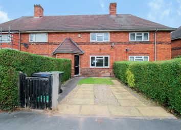 Thumbnail 2 bed terraced house for sale in Boundary Road, Beeston, Nottingham