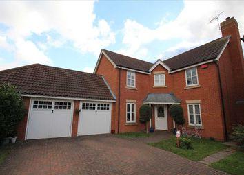 Thumbnail 4 bedroom detached house for sale in Hartree Way, Grange Farm, Kesgrave, Ipswich