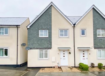 Thumbnail 4 bed end terrace house for sale in Olympic Way, Plymouth