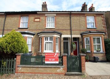 Thumbnail 2 bedroom terraced house to rent in Century Road, Hoddesdon