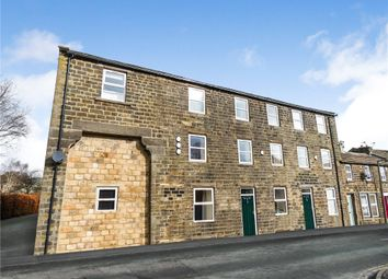 Thumbnail 4 bed town house for sale in Mill Street, Cullingworth, West Yorkshire