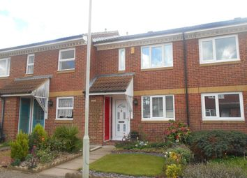 Thumbnail 2 bed terraced house for sale in Alburgh Close, Bedford, Bedfordshire