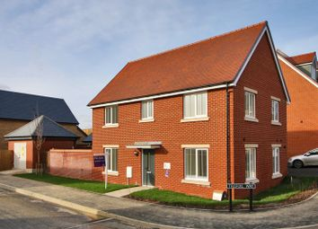 Thumbnail 4 bed detached house for sale in The Kentdale Plot 100, Ridgewood, Lewes Road, Uckfield