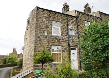Thumbnail 2 bed terraced house for sale in Ilkley Road, Riddlesden, Keighley, West Yorkshire