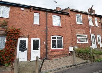 2 bed terraced house for sale in Midland Terrace, Westhouses, Alfreton, Derbyshire DE55
