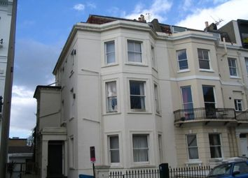 Thumbnail 1 bed flat to rent in Compton Avenue, Brighton