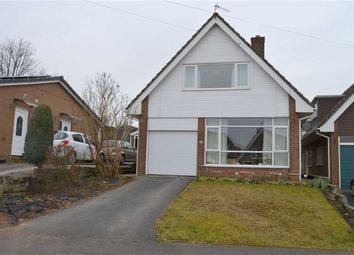 Thumbnail 3 bed detached bungalow for sale in Churchill Avenue, Cheddleton, Leek