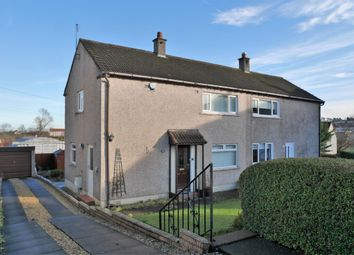 Thumbnail 3 bed semi-detached house for sale in Crebar Drive, Barrhead