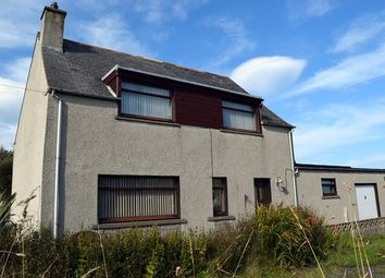 Thumbnail 3 bed detached house for sale in Staxigoe, Caithness