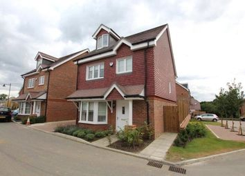 Thumbnail 4 bed detached house to rent in Brookwood Farm Drive, Knaphill, Woking, Surrey