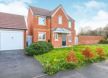 Thumbnail 3 bed detached house for sale in Stockbridge Lane, Liverpool