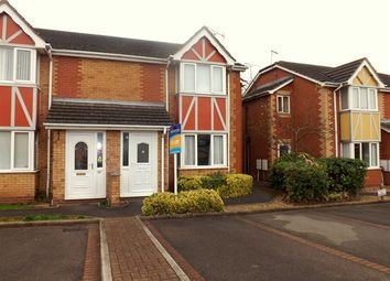 Thumbnail 2 bed flat to rent in Chapel Close, Clowne, Chesterfield