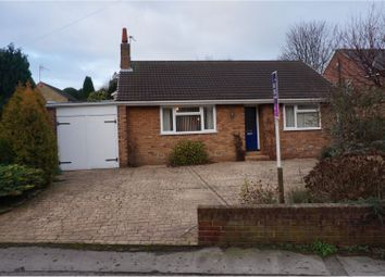 Thumbnail 2 bed detached bungalow for sale in Beever Lane, Barnsley