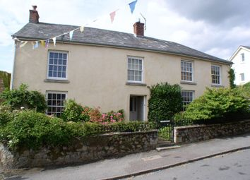 Thumbnail 4 bed detached house for sale in South Zeal, Okehampton
