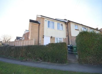 Thumbnail 3 bedroom end terrace house for sale in Birdbush Avenue, Saffron Walden, Essex