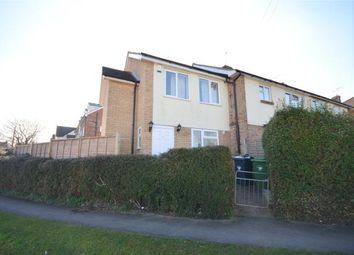 Thumbnail 3 bedroom end terrace house for sale in Birdbush Avenue, Saffron Walden, Essex