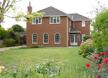 Thumbnail 5 bed detached house for sale in Utterby Drive, Grimsby