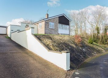 Thumbnail 3 bed detached bungalow for sale in Newfields, Sporle, King's Lynn