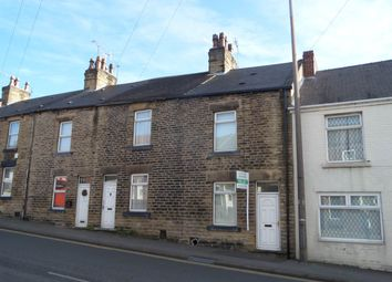 Thumbnail 1 bed terraced house to rent in Park Road, Worsbrough, Barnsley