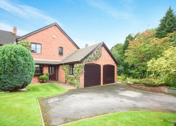 Thumbnail 3 bed link-detached house for sale in Edgehill Chase, Wilmslow, Cheshire, .