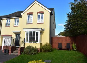 Thumbnail 4 bed detached house for sale in Dol Y Dderwen, Bonllwyn, Ammanford